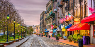 Places to Explore in Savannah