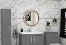 wall hung vanity units