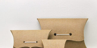 Fanciest and Trendiest Custom Pillow Boxes and Their Different Types