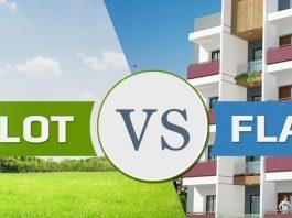 Flats vs. Plots
