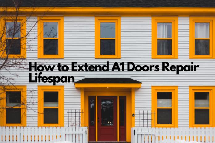 How to Extend A1 Doors Repair Lifespan