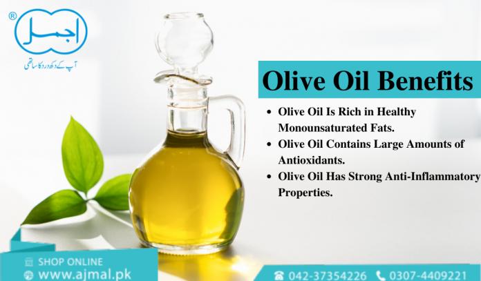 Olive Price in Pakistan