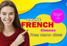 Learn French online with easy access to internet courses