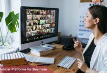 Best webinar platforms for business