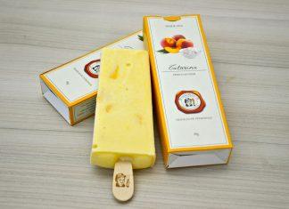 Ice cream packaging
