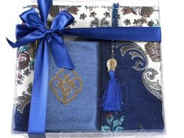 blue color Islamic gifts