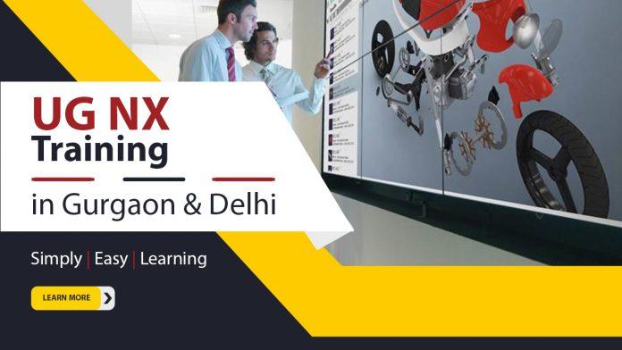 UG NX Training in Gurgaon & Delhi - Croma Campus