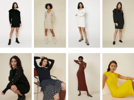Oasis knitted dresses discount code