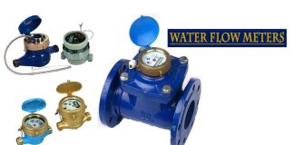 water flow meters- Several Water Flow Meter Technologies and How do they Work?