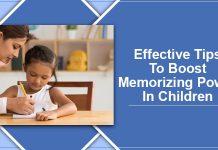 Effective Tips To Boost Memorizing Power In Children-min