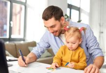 Exemption from tax debts to get a child tax credit