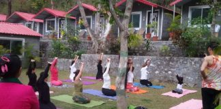 yoga retreat center rishikesh